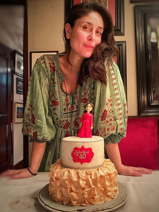Bollywood: Kareena Kapoor Khan celebrates life and love on her 40th birthday with Saif Ali Khan and family