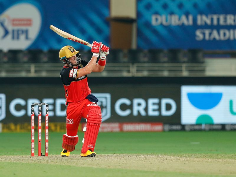 Kohli departed for 13 runs, but De Villiers smashed 51 before he was run out, leaving RCB on 163/5 for their 20 overs.