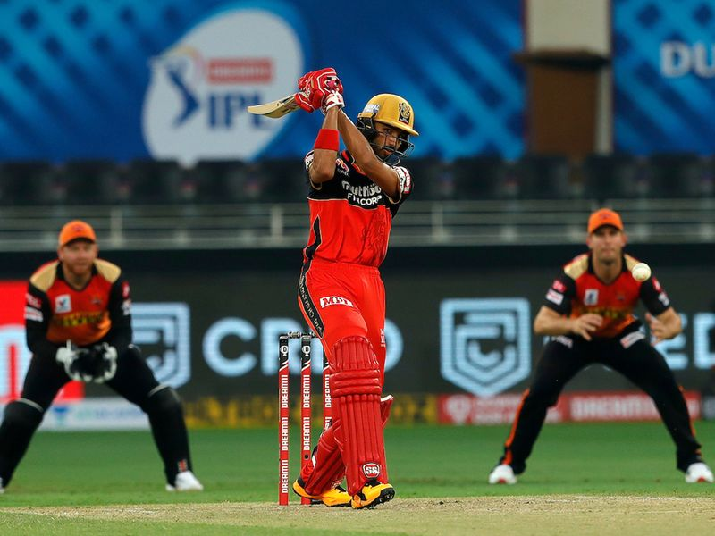Padikkal was clearly in the moods, reaching his fifty in a little over 30 balls.