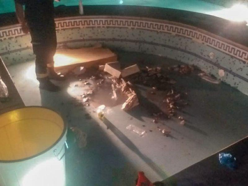 REG 200920 Boy trapped in pool drain 21-1600665118786