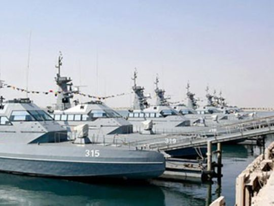 Royal Saudi Navy inducts high speed intercept vessels