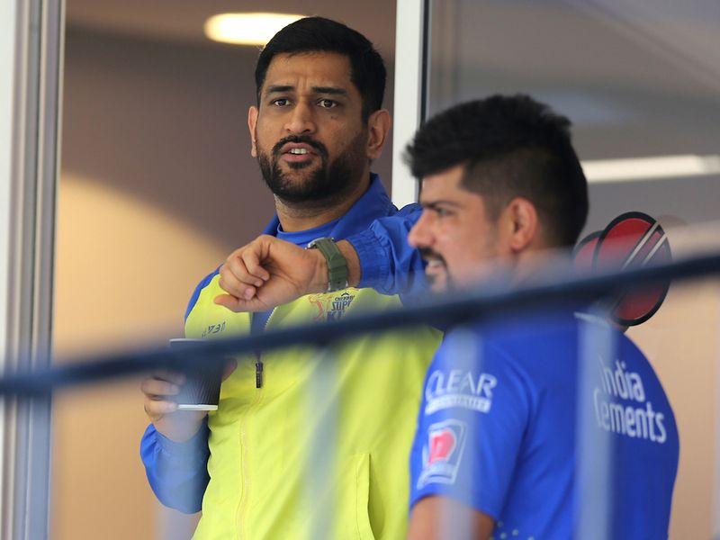 IPL 13: Rajasthan Royals v Chennai Super Kings