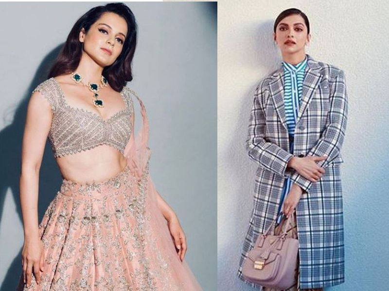 Bollywood actor Kangana Ranaut takes jibe at Deepika Padukone over alleged drug link