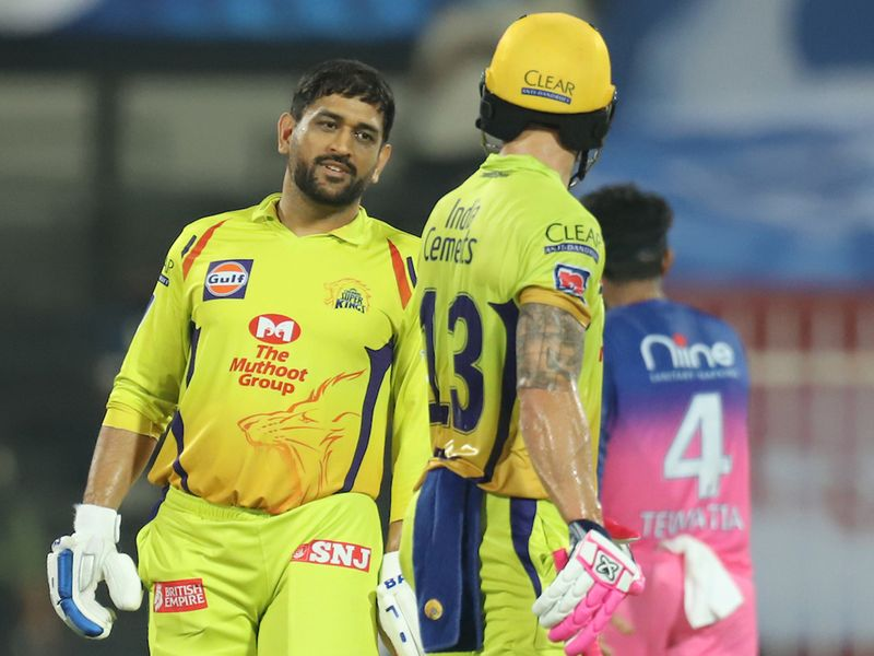 IPL 2020 in UAE: Chennai Super Kings defeat Rajasthan Royals in pictures    Sports-photos – Gulf News