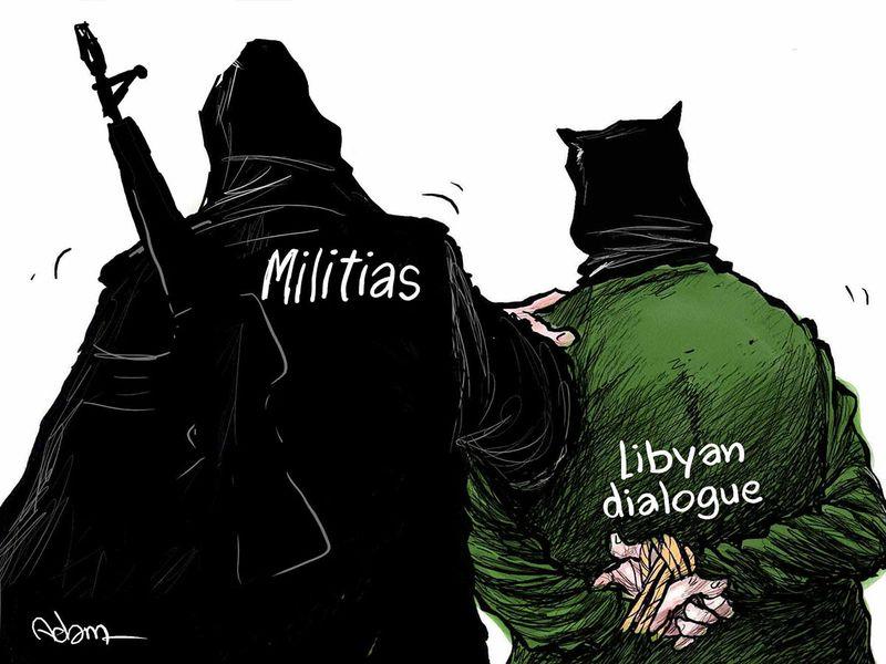 Militias-Libyan-dialogue