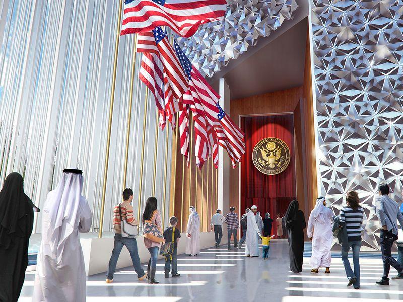 US pavilion at Expo 2020 Dubai set for completion in November, says ambassador