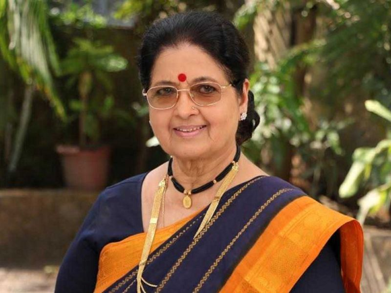 Marathi actress Ashalata dies aged 79 from COVID-19