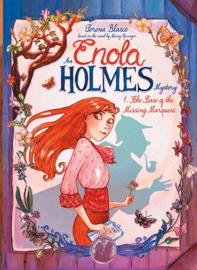 TAB Enola Holmes Mysteries