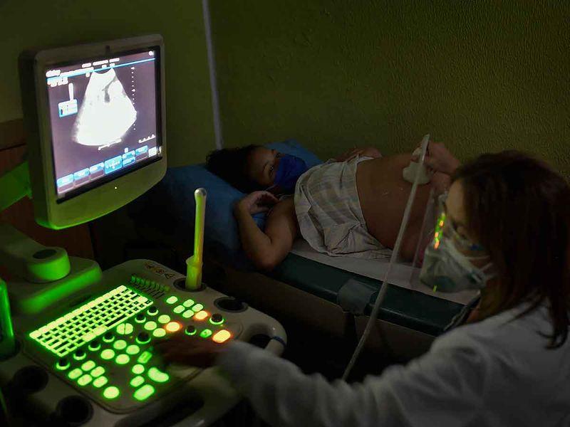 Venezuela crisis pregnancy