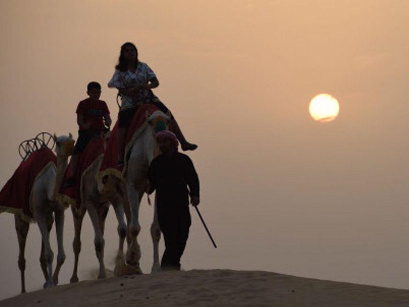 desert camping abu dhabi guidelines