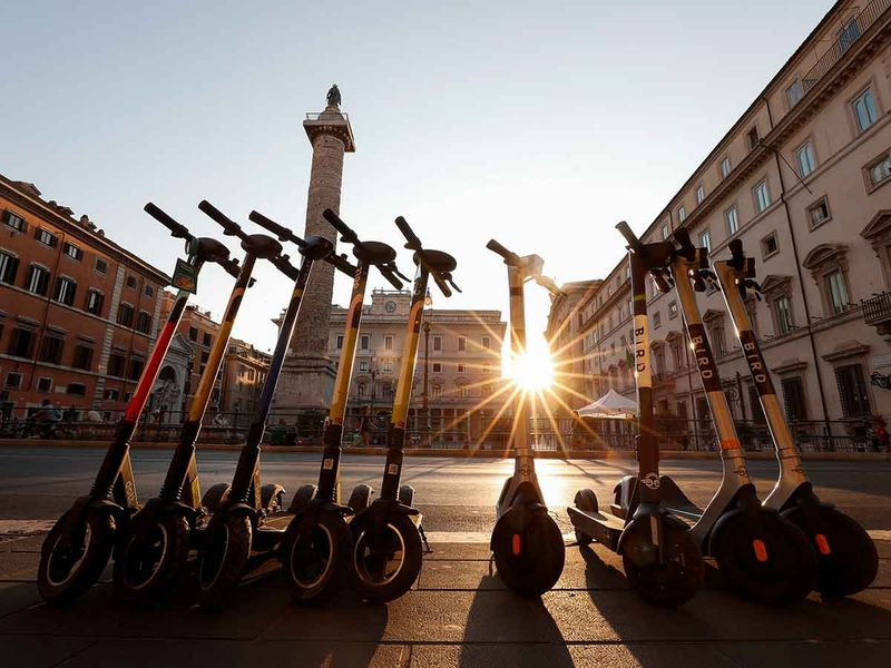 rome scooter gallery