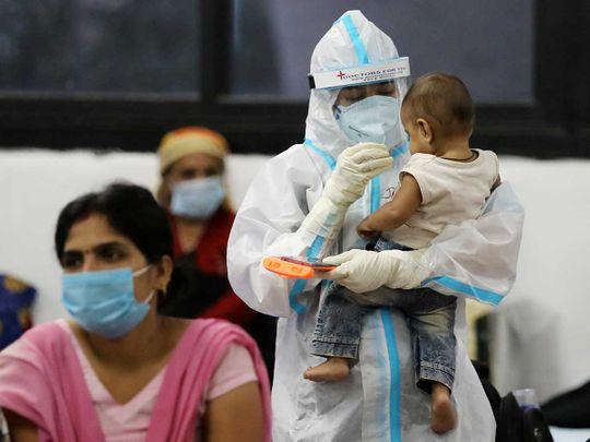 INdia coronavirus covid medical