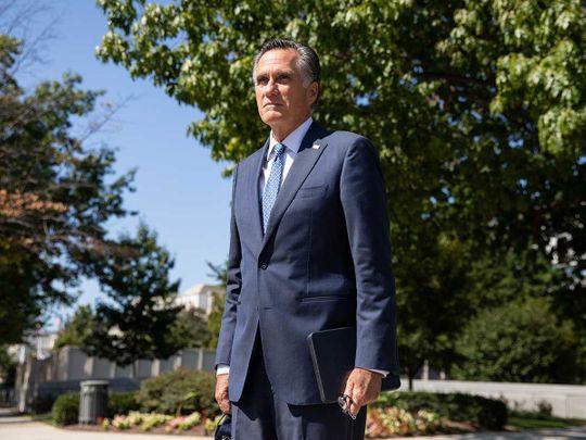 Senator Mitt Romney Utah
