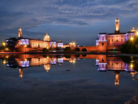 Stock India economy people tourism