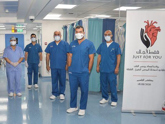free heart surgery