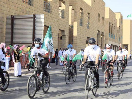 200924 Saudi cycling tour