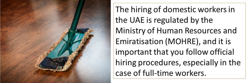 It is important that you follow official hiring procedures, especially in the case of full-time workers.
