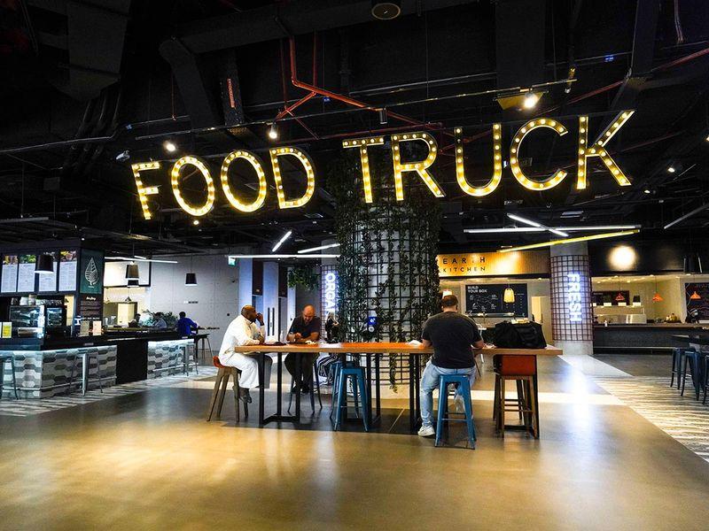 South Market Food Hall