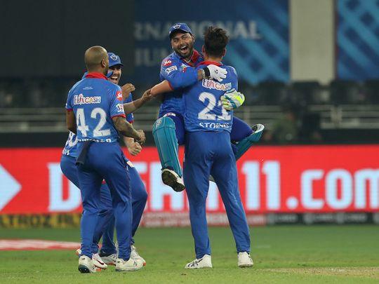 The Delhi Capitals defeated Kings XI Punjab in their opener in Dubai.