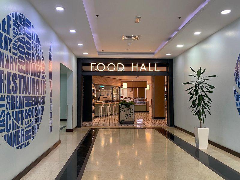 Al Areesh Food Hall