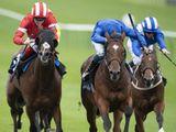 Godolphin's La Barrosa wins the Tattersalls Stakes