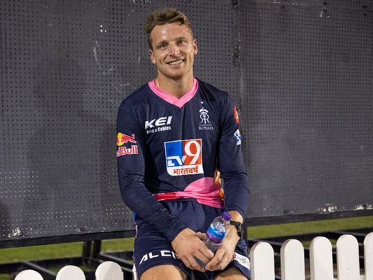 Jos Buttler is ready for his Rajasthan Royals debut in Sharjah