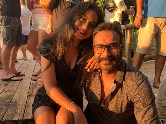 Daughters' Day 2020: From Sanjay Dutt in Dubai to Kajol in Singapore, Bollywood stars send out special wishes to their girls