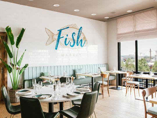 Fishmarket New