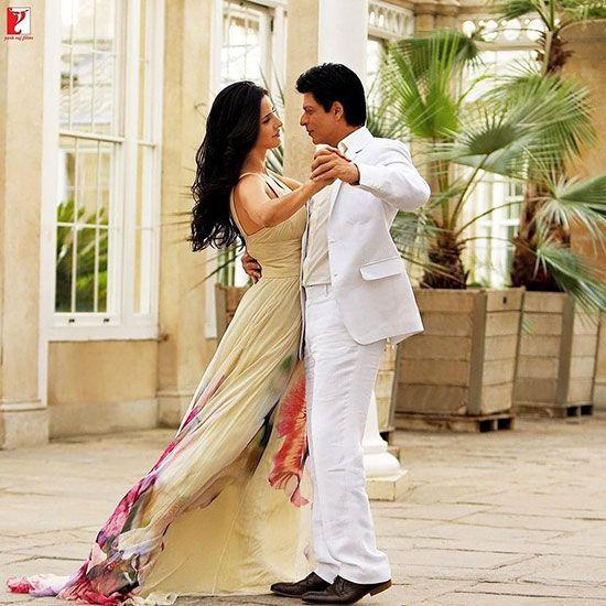 Yash Chopra Shahrukh Khan