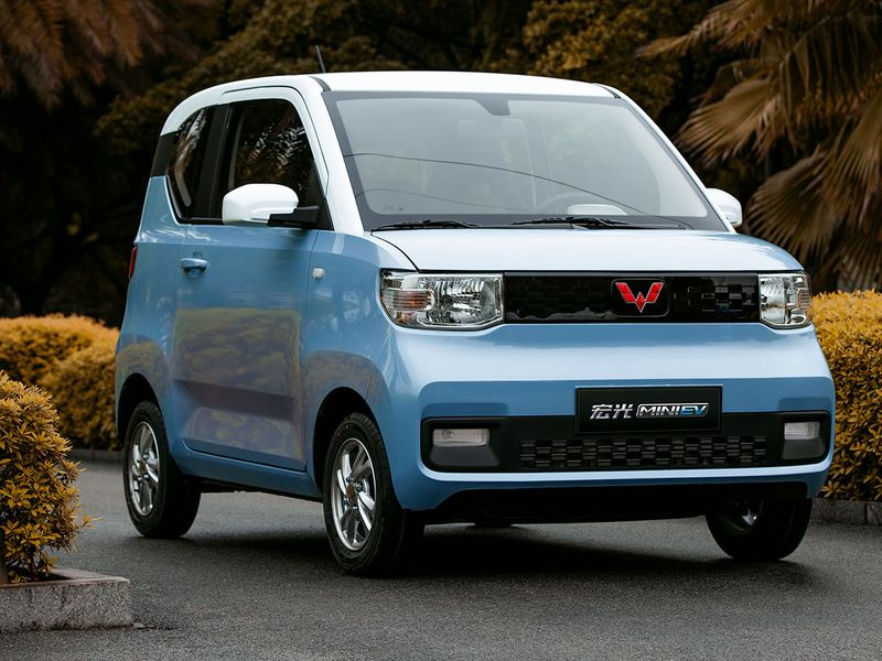 auto wuling