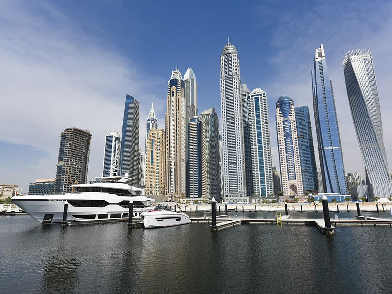 Dubai Harbour Gulf Craft 1-1601284426302