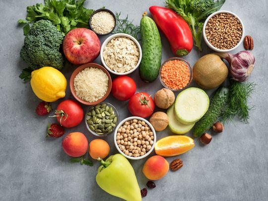 Dubai Health Authority diet heart health
