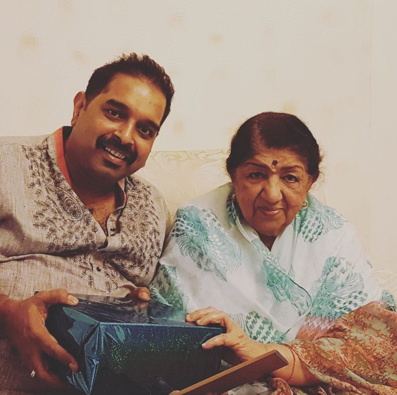 Shankar Mahadevan Lata