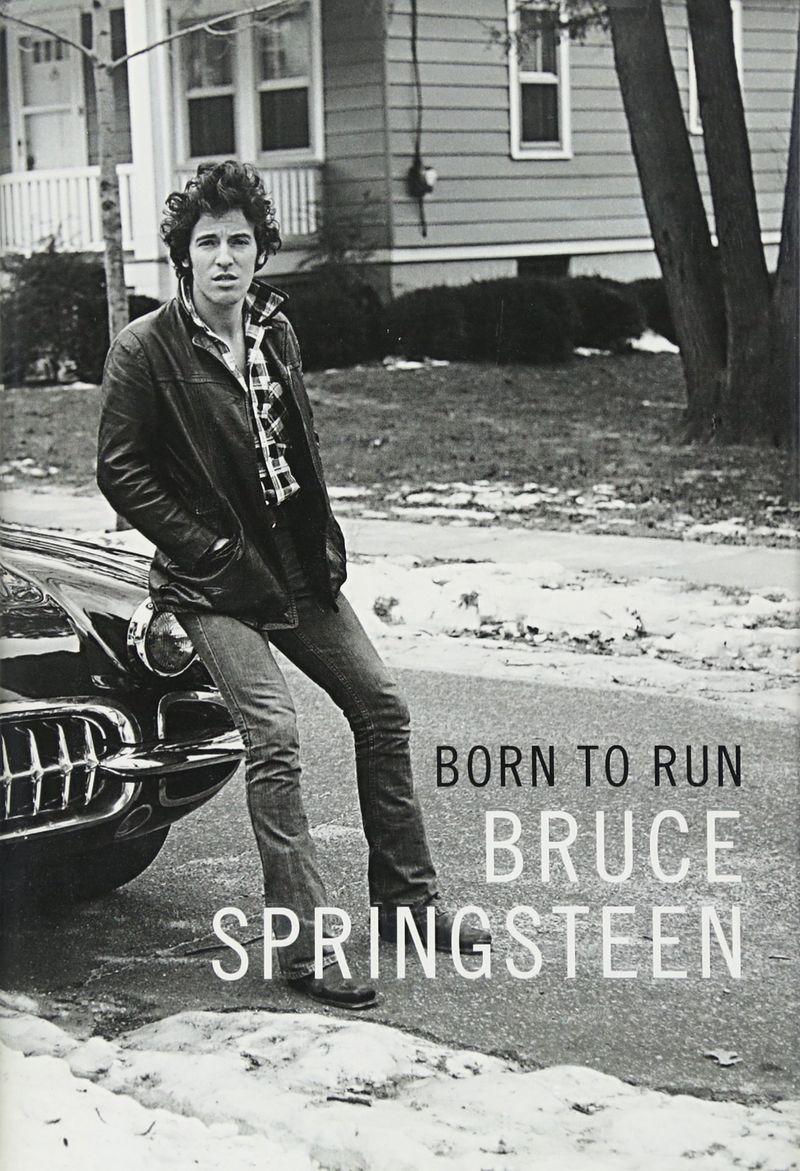 Born to Run — Bruce Springsteen