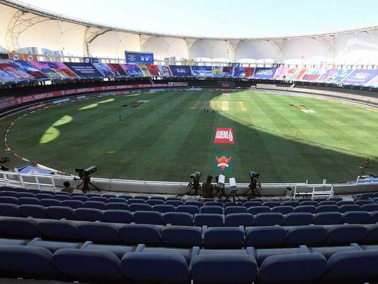 IPL DUBAI STADIUM