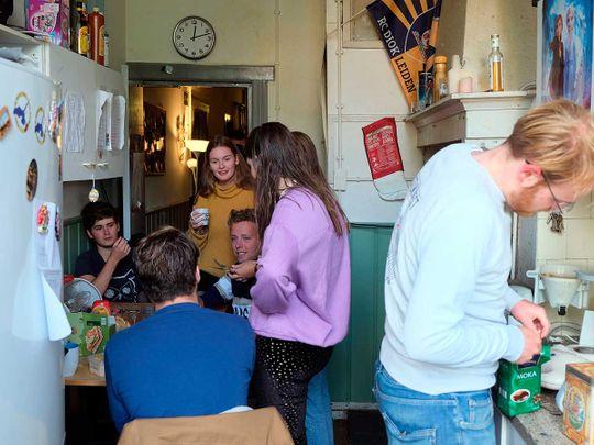 Dutch students Netherlands