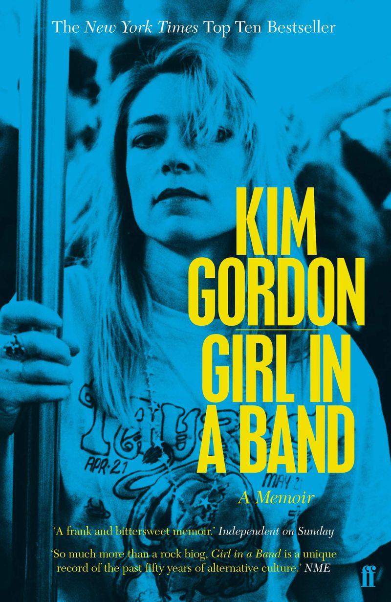 Girl in a Band — Kim Gordon