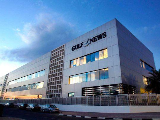 Gulf News Building