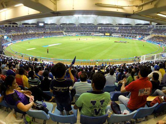 IPL DUBAI STADIUM 2014