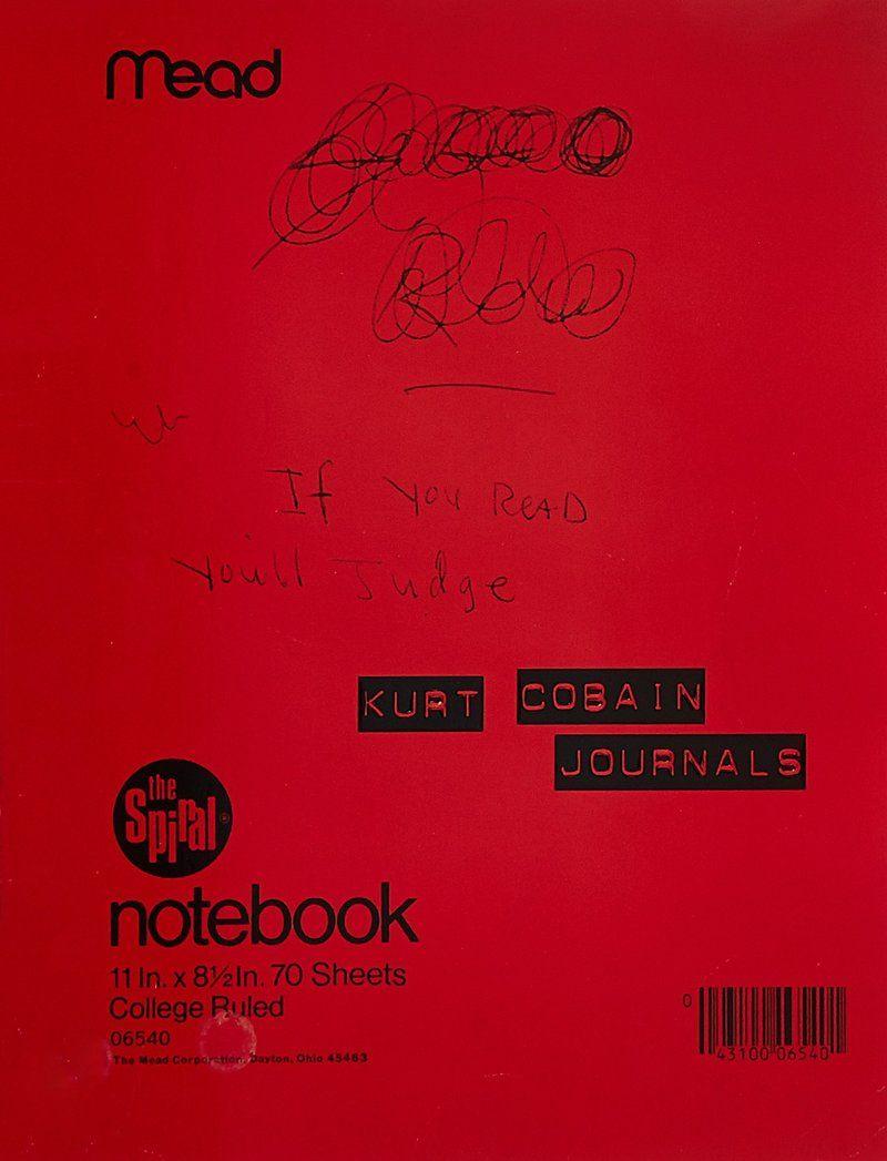 Journals — Kurt Cobain