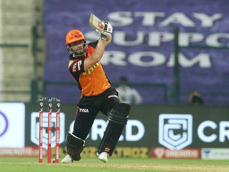 Kane Williamson of Sunrisers Hyderabad
