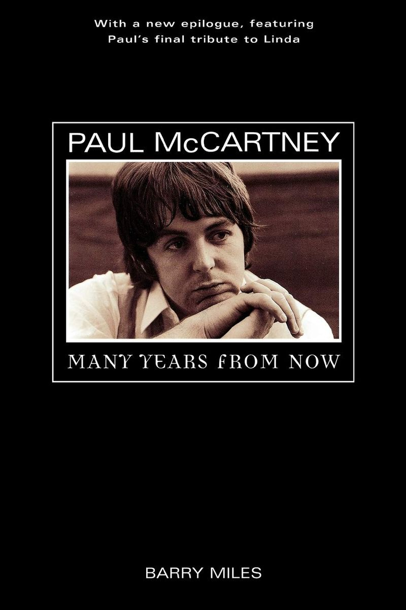 Many Years From Now — Paul McCartney
