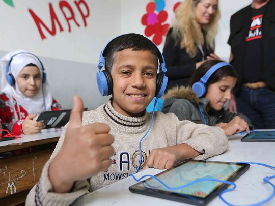 NAT Refugee student in Lebanon_2-1601372769618