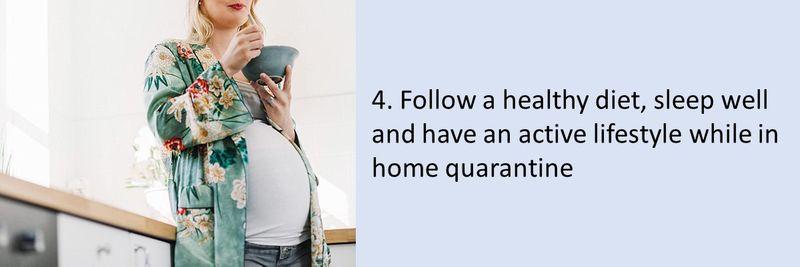 Pregnant Breastfeeding pandemic