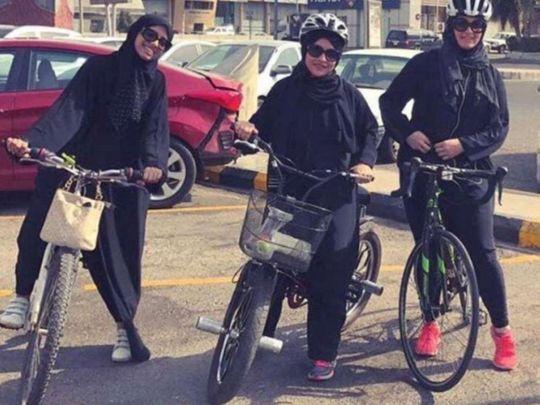 200930 Saudi bikes