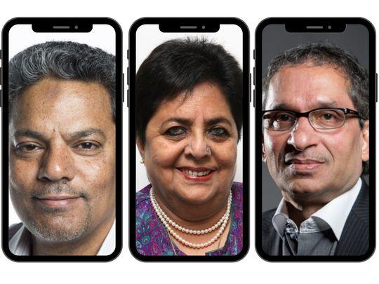 Abdul Kareem, Naheed Patel, KC Nissar.