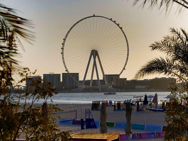 Stock Bluewaters Dubai
