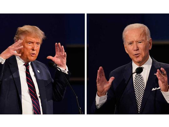 Trump Biden presidential debate Ohio