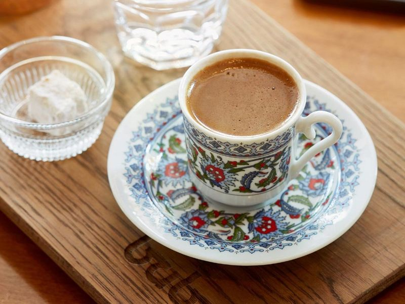 Turkish coffee Babaji