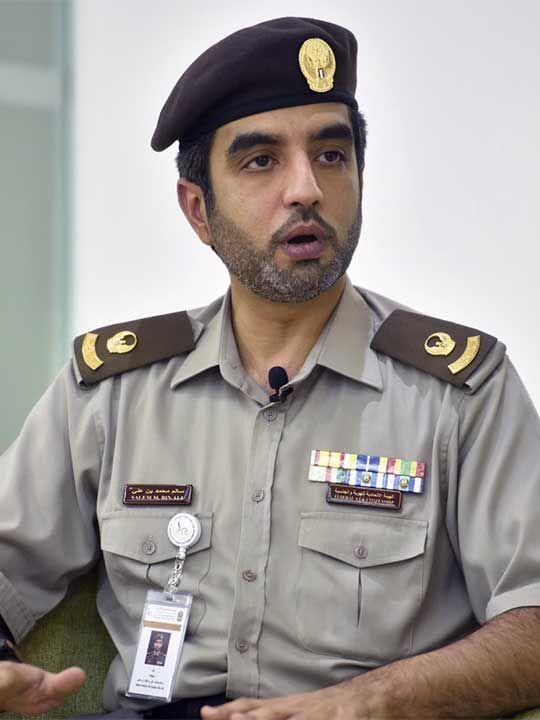 20201001 Maj Salim M. Bin Ali
